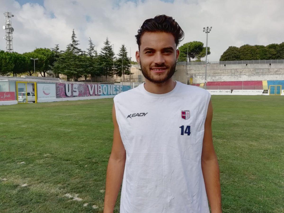 Manuel De Carolis torna a Vibo immagine 8702 US Vibonese Calcio