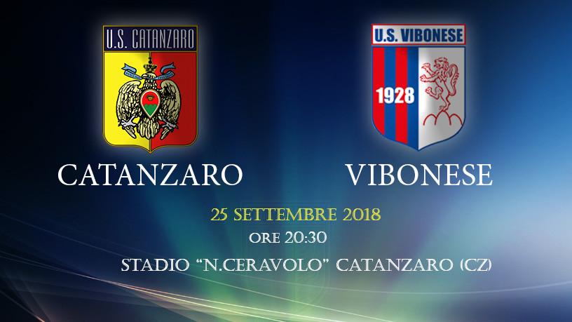 Catanzaro - Vibonese 2-0 immagine 9923 US Vibonese Calcio