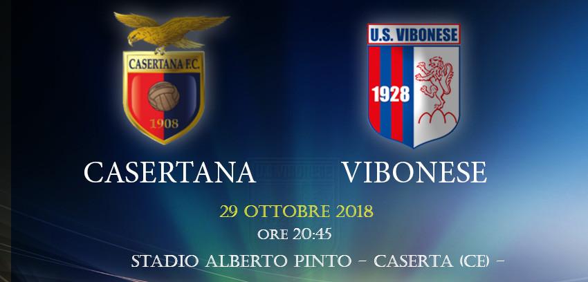 Casertana - Vibonese 1-1 immagine 10256 US Vibonese Calcio