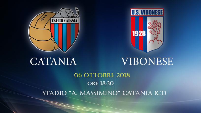 Catania - Vibonese 3-0 immagine 10067 US Vibonese Calcio