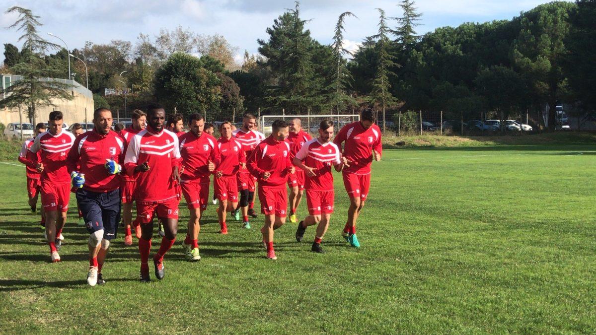 Verso Casertana-Vibonese, ripresi gli allenamenti immagine 10217 US Vibonese Calcio