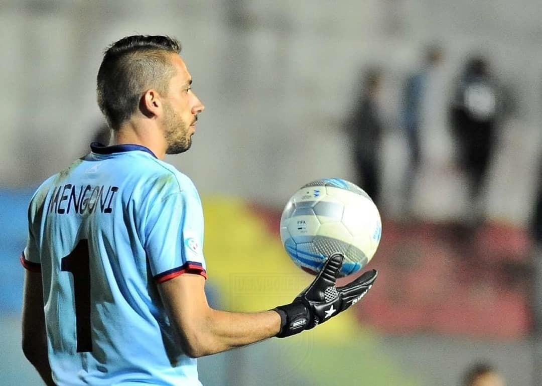 """Mengoni """"l'imbattibile"""" non subisce gol da tre partite: presto festeggerà le 100 presenze in rossoblu immagine 10211 US Vibonese Calcio"""