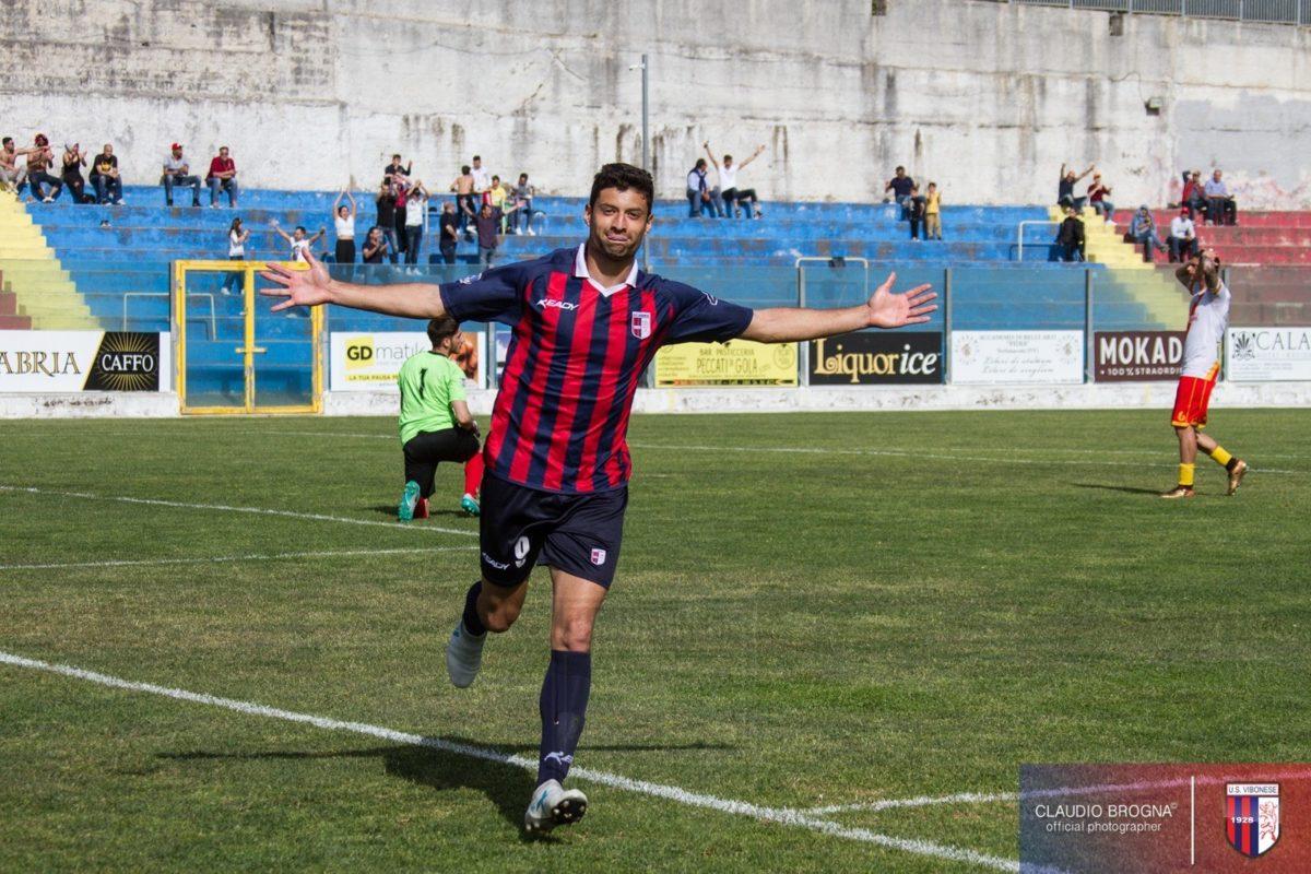 """Bentornato """"Buba gol"""": match winner contro la Sicula Leonzio immagine 10199 US Vibonese Calcio"""