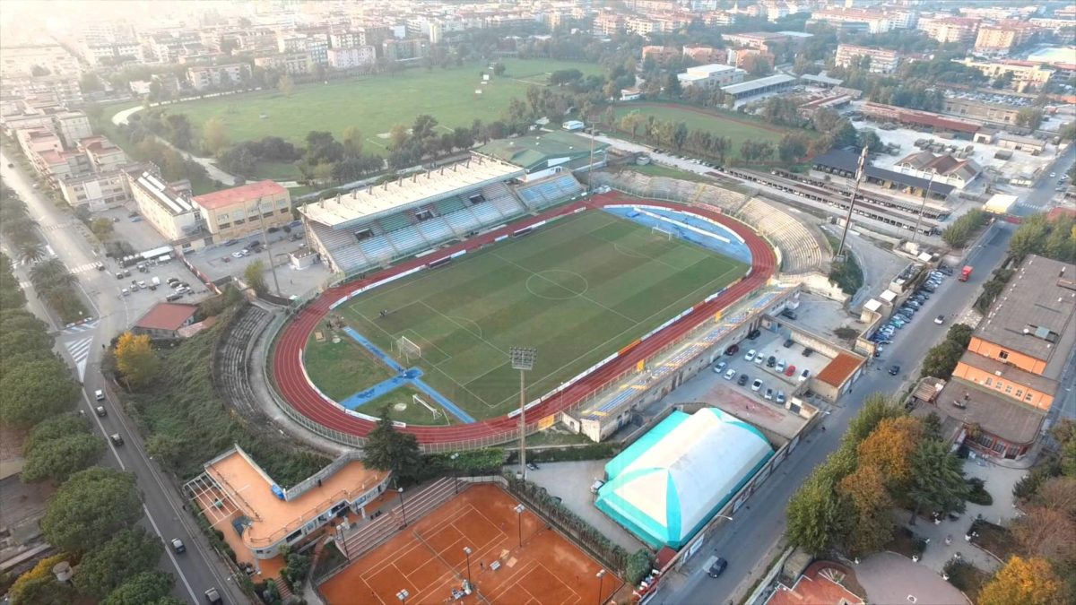 """Verso Casertana-Vibonese, -3: il percorso per raggiungere lo stadio """"Pinto"""" di Caserta immagine 10238 US Vibonese Calcio"""