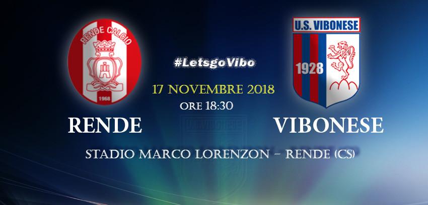 Rende - Vibonese 1-0 immagine 10428 US Vibonese Calcio