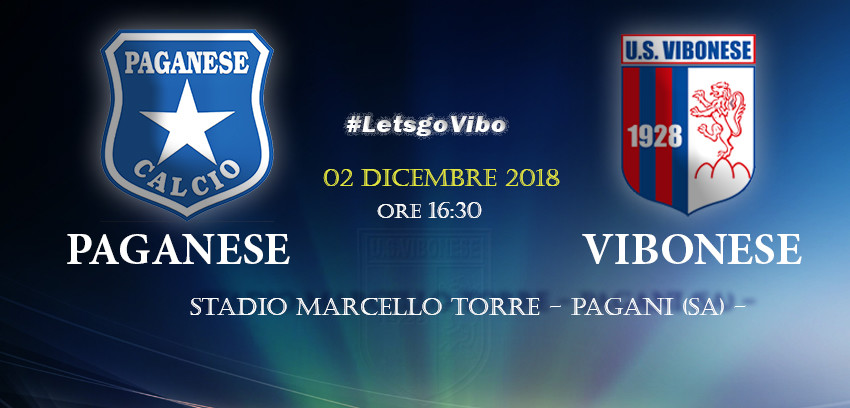 Paganese - Vibonese 1-1 immagine 10520 US Vibonese Calcio