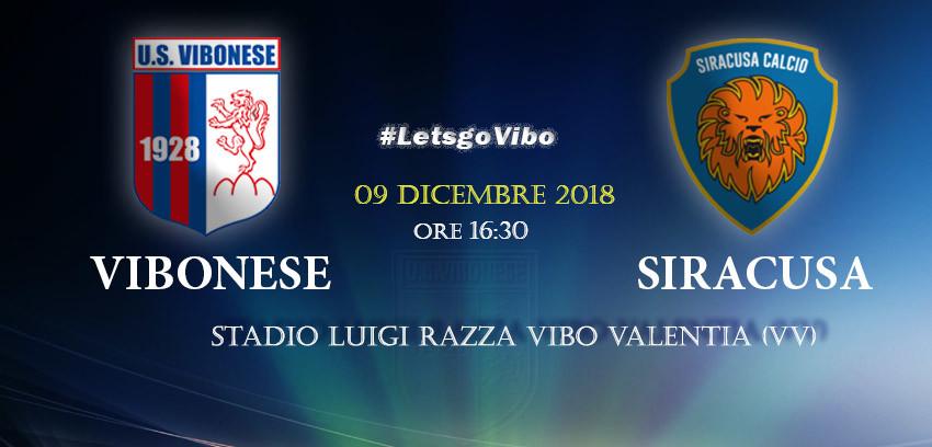 Vibonese - Siracusa 1-1 immagine 10569 US Vibonese Calcio