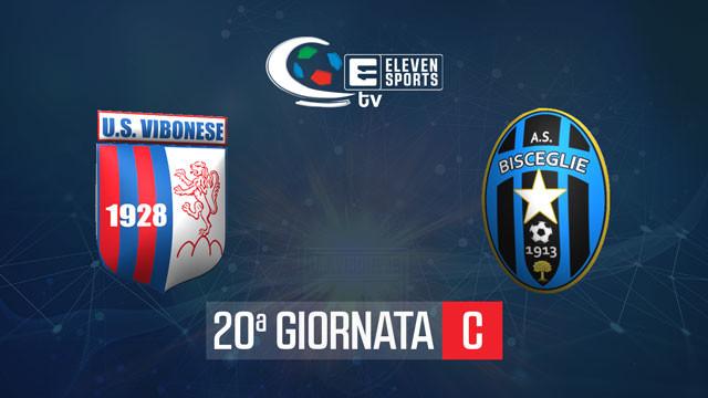 Vibonese - Bisceglie 2-0: Il video della partita immagine 10745 US Vibonese Calcio