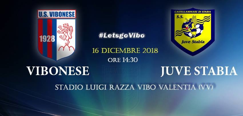 Vibonese - Juve Stabia 1-1 immagine 10629 US Vibonese Calcio