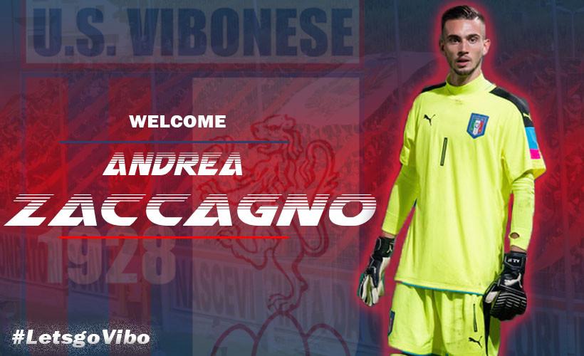 MERCATO UFFICIALE | Un Nazionale a Vibo: in porta arriva Andrea Zaccagno immagine 11499 US Vibonese Calcio