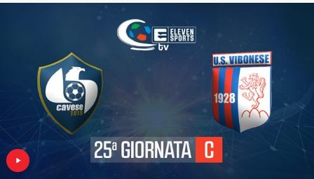 Cavese - Vibonese: Il video della partita immagine 11609 US Vibonese Calcio