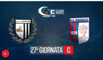 Sicula Leonzio - Vibonese 2-0: Il video della partita immagine 11675 US Vibonese Calcio