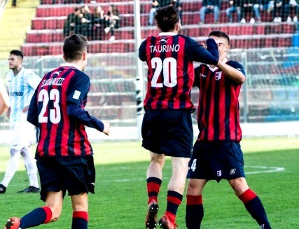 Verso Cavese – Vibonese | Leonardo Taurino lancia la sfida: «Lì non sarà facile, ma non lo sarà neppure per loro» immagine 11585 US Vibonese Calcio