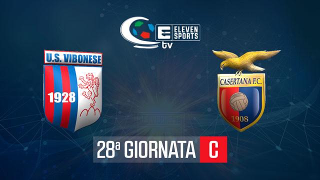 Vibonese - Casertana 1-1: Il video della partita immagine 11710 US Vibonese Calcio