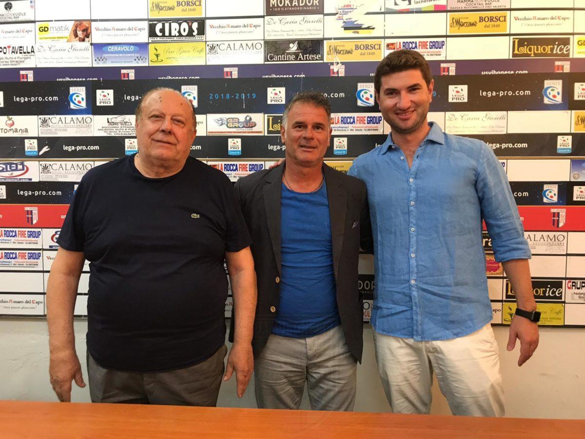 CALCIOMERCATO UFFICIALE | Giacomo Modica è il nuovo allenatore della Vibonese immagine 12174 US Vibonese Calcio