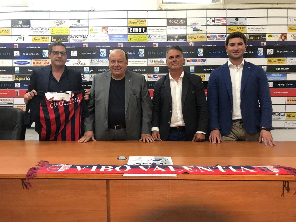 IL NUOVO CONDOTTIERO | Presentato ufficialmente mister Giacomo Modica immagine 12244 US Vibonese Calcio