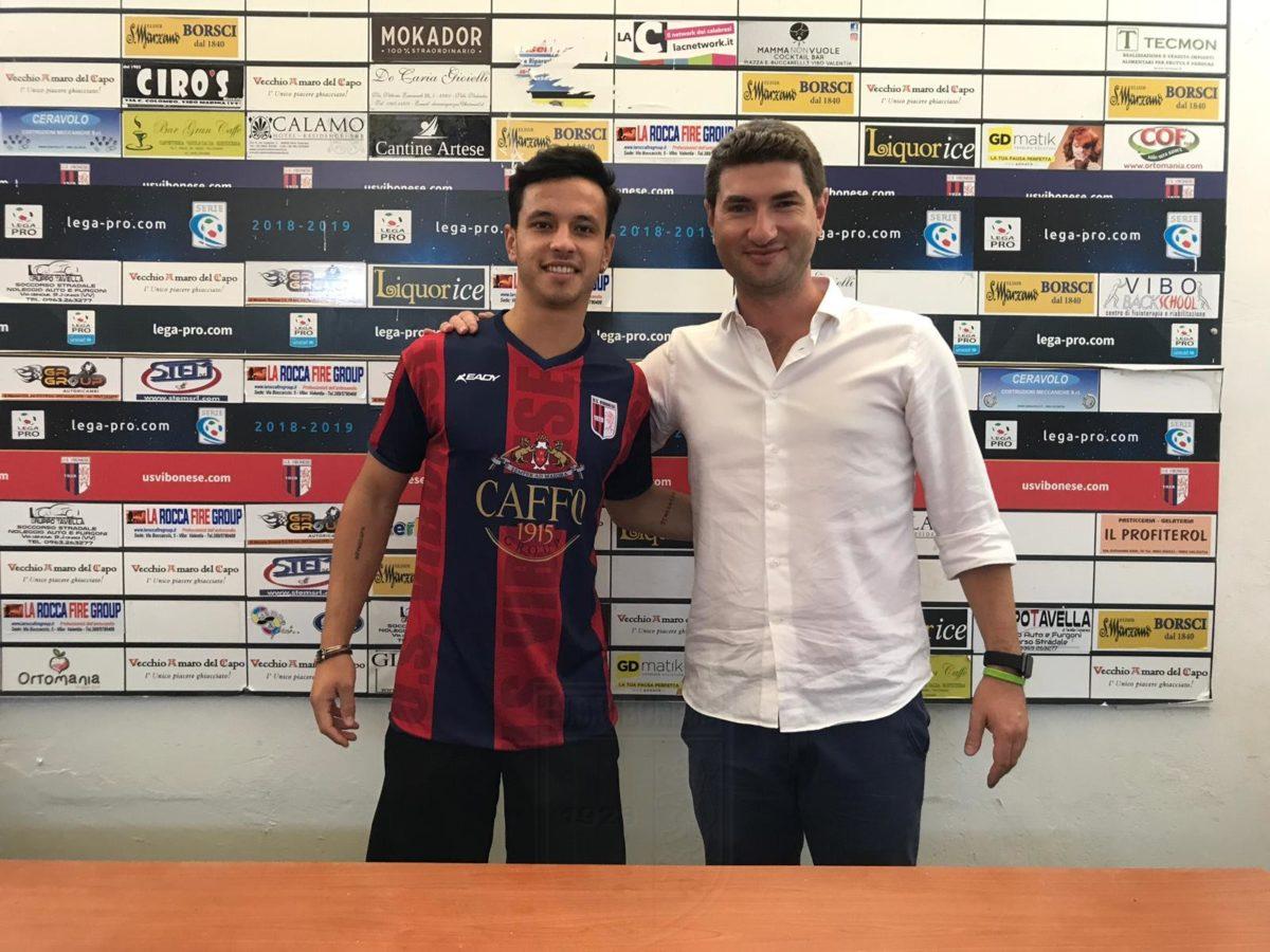CALCIOMERCATO UFFICIALE | A Vibo sbarca il centrocampista Alessandro Prezzabile immagine 12160 US Vibonese Calcio
