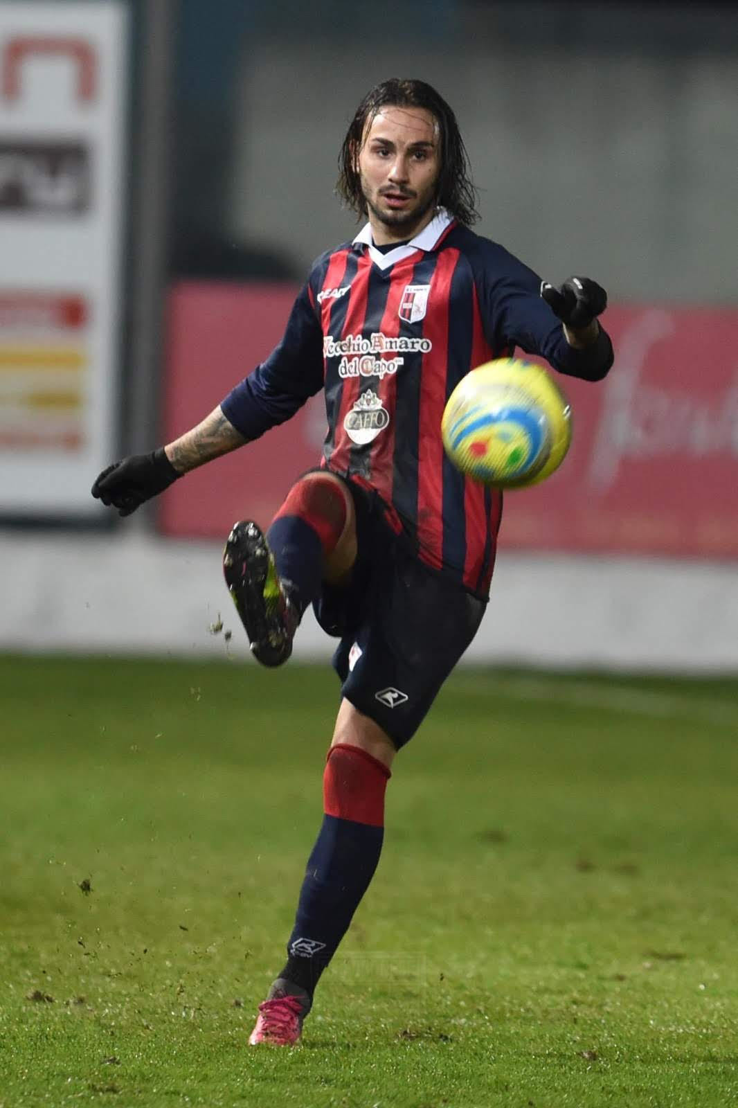 CALCIOMERCATO UFFICIALE | Luigi Silvestri ceduto al Potenza a titolo definitivo immagine 12179 US Vibonese Calcio