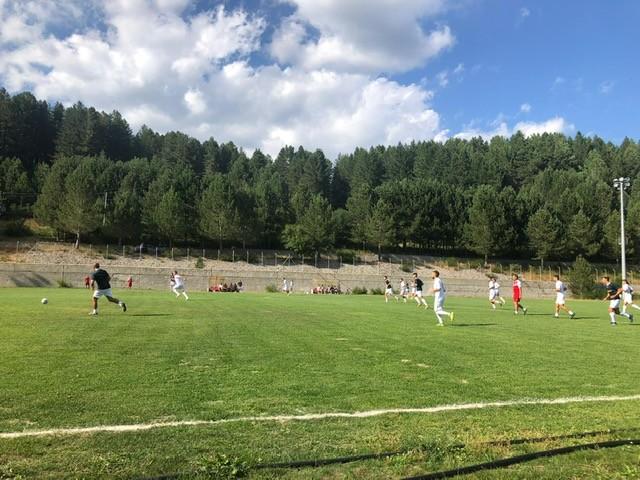 TEST DA RITIRO | Dodici gol alla Caccurese immagine 12706 US Vibonese Calcio