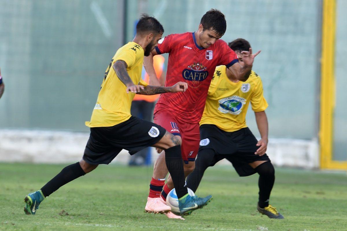 COPPA ITALIA | Sicula Leonzio-Vibonese 3-0: i rossoblu salutano il trofeo tricolore immagine 12809 US Vibonese Calcio