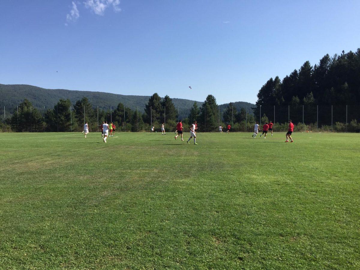 TEST DA RITIRO | Sei gol alla Rossanese immagine 12749 US Vibonese Calcio
