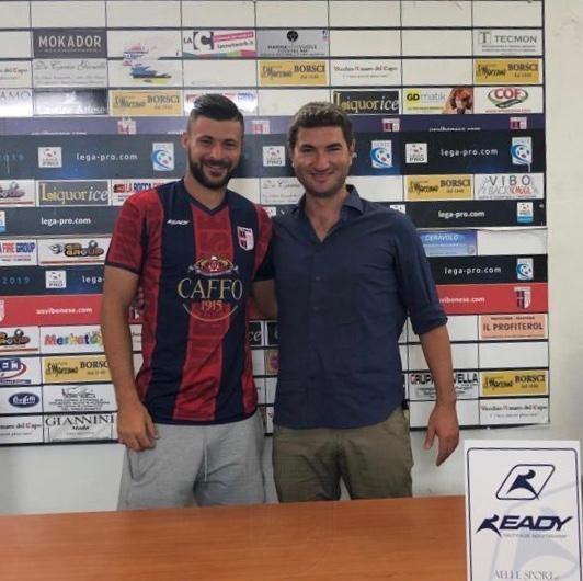 CALCIOMERCATO UFFICIALE | C'è anche Alex Redolfi: un nuovo difensore in rossoblu immagine 12761 US Vibonese Calcio