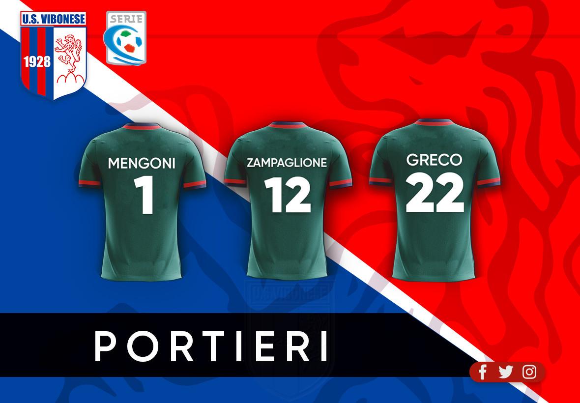 ROSA 2019/2020 | La numerazione ufficiale immagine 13469 US Vibonese Calcio