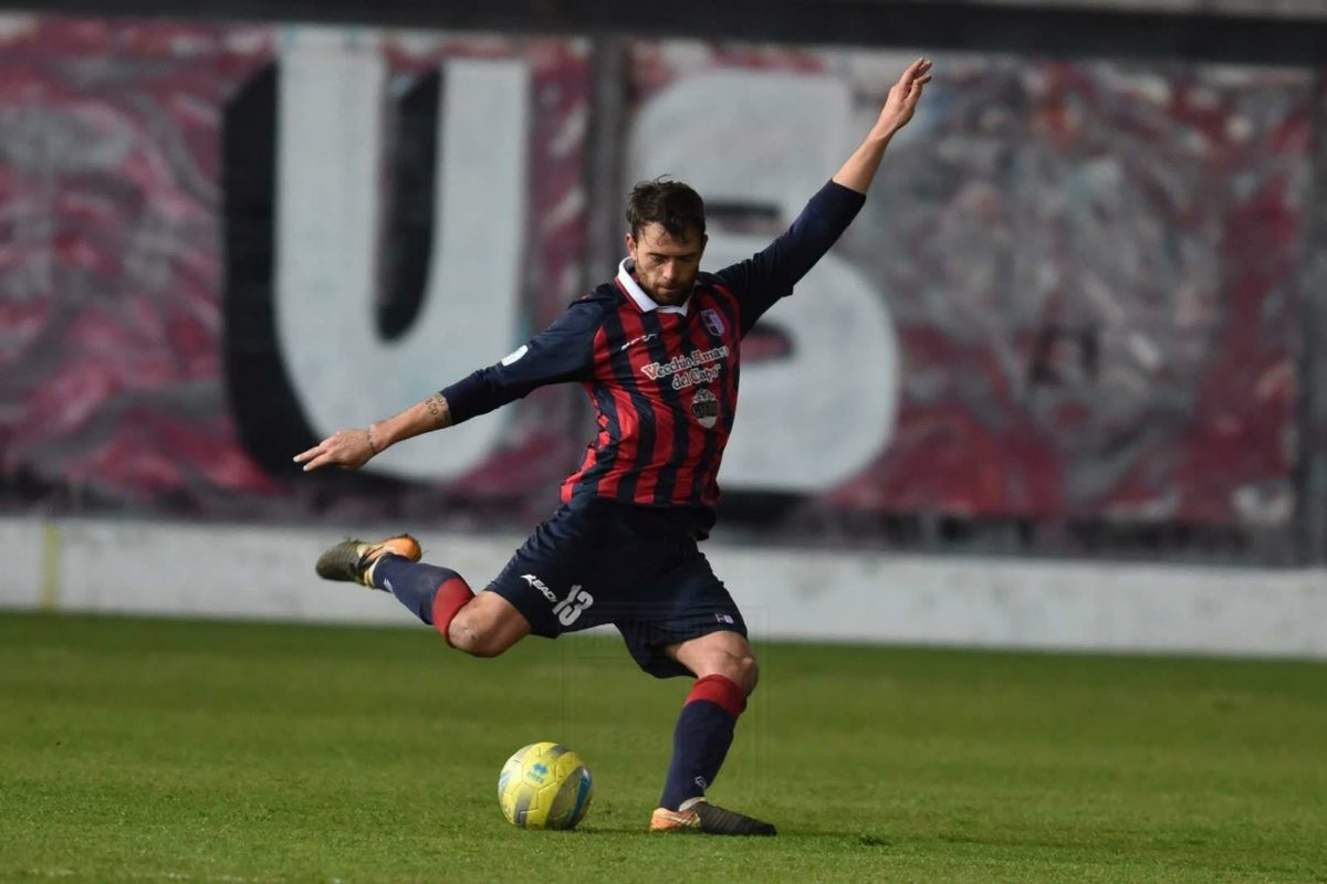 CALCIOMERCATO UFFICIALE | Camilleri ceduto a titolo definitivo immagine 12904 US Vibonese Calcio