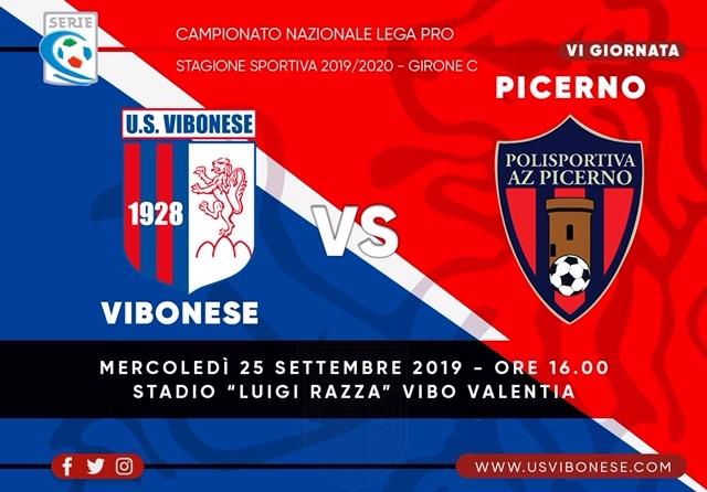 VIBONESE - PICERNO 3-1 | Tabellino e statistiche immagine 13176 US Vibonese Calcio