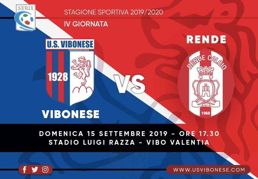 VIBONESE - RENDE 3-0 | Tabellino e statistiche immagine 12945 US Vibonese Calcio