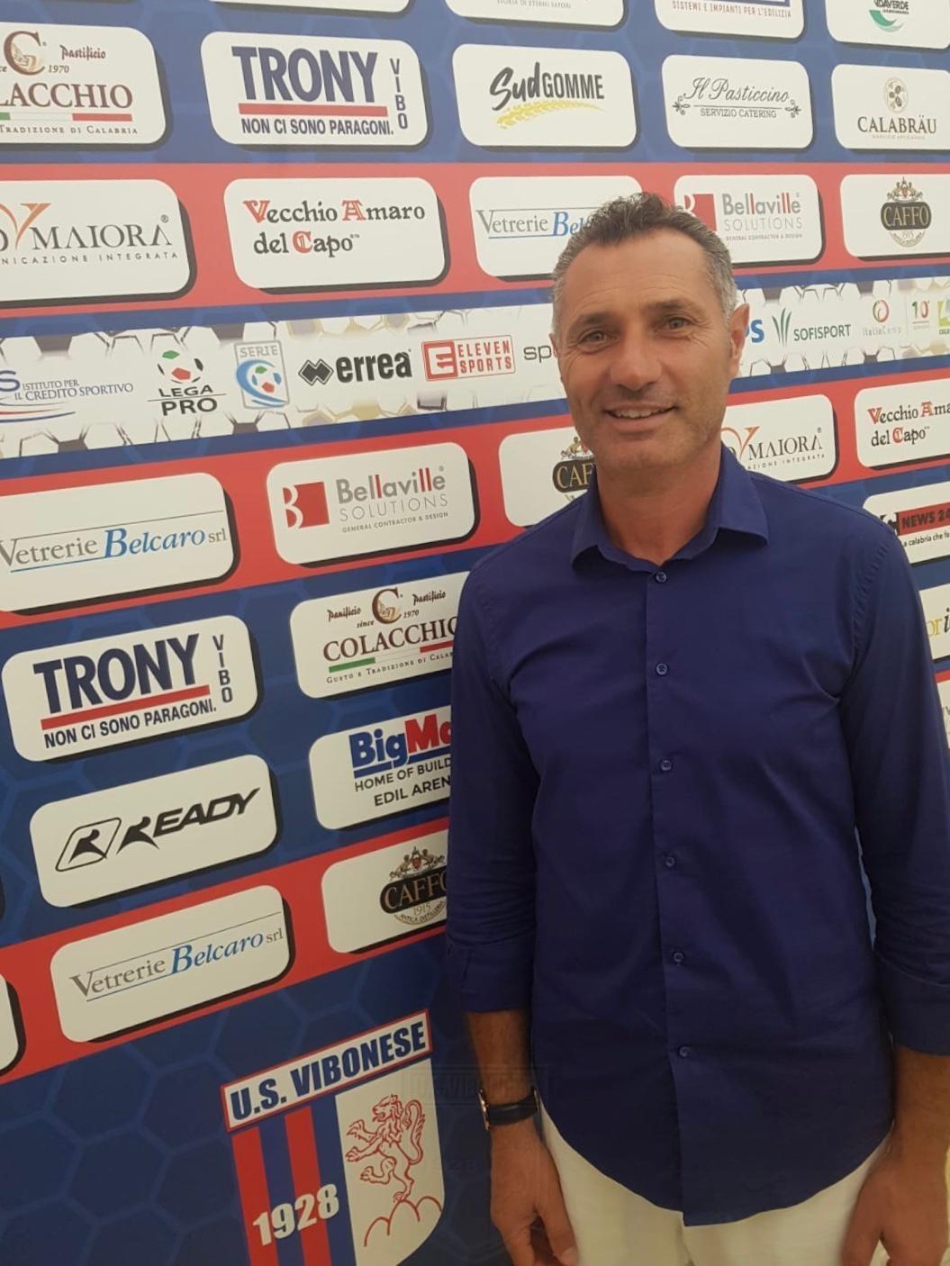 WELCOME HOME | Bentornato a casa Carlo Lico immagine 13166 US Vibonese Calcio