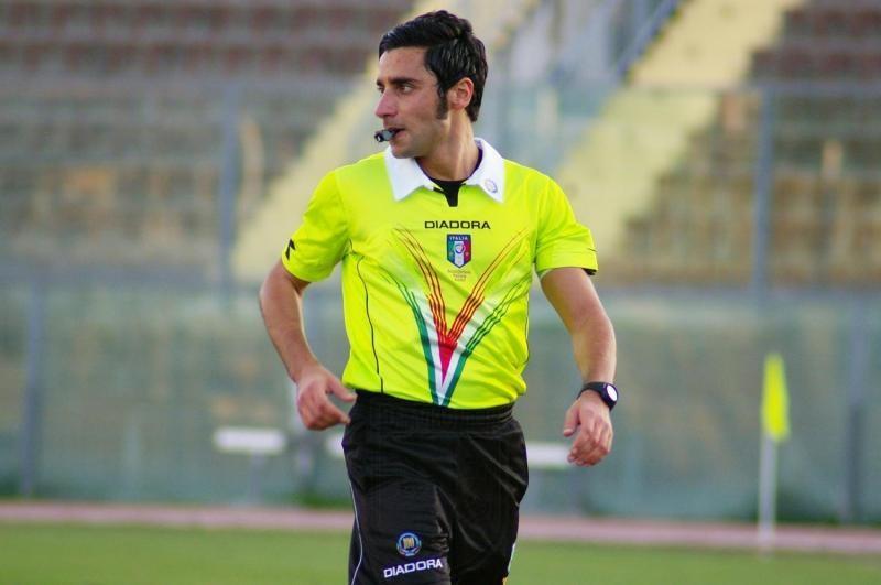 VERSO CAVESE - VIBONESE | Al palermitano Saia la direzione del match immagine 12933 US Vibonese Calcio