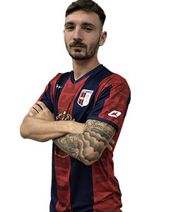 Vibonese - Igea Virtus: Convocati immagine 492 US Vibonese Calcio