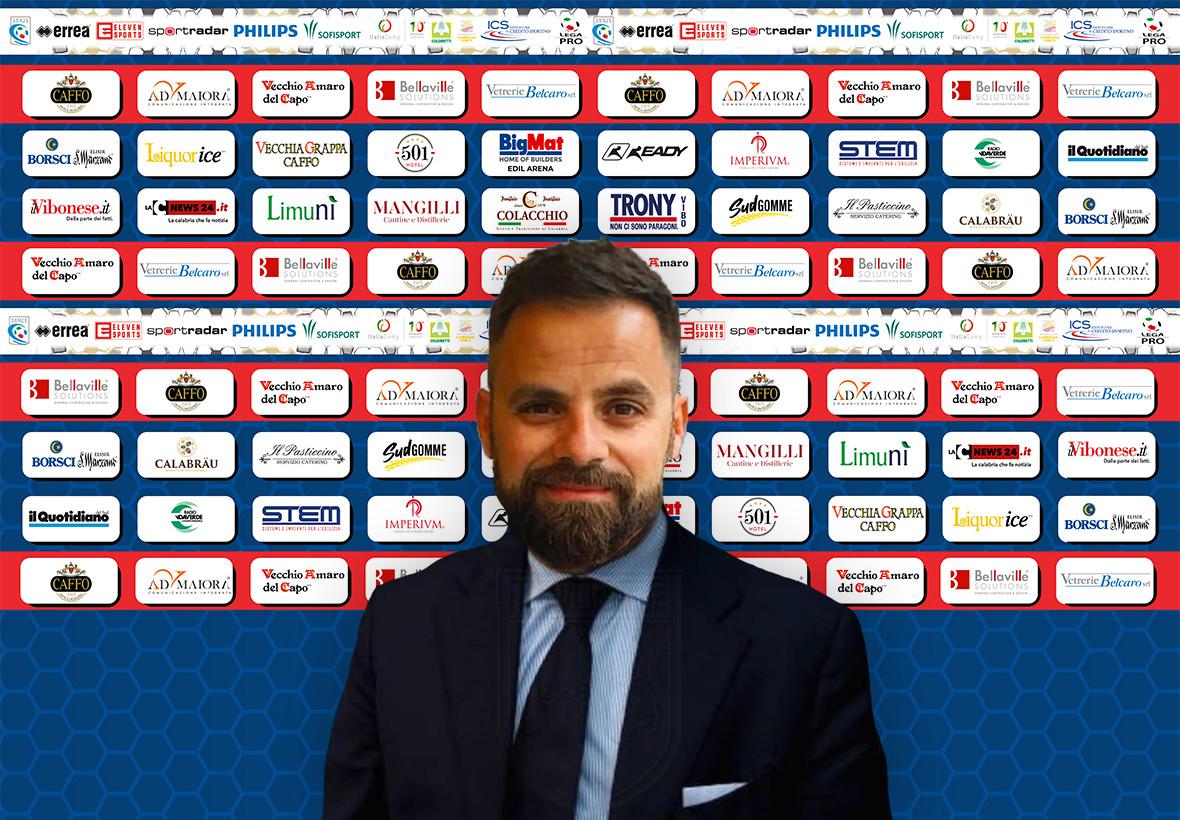 CRESCITA SOCIETARIA | Domenico Roma nuovo Responsabile Area Scouting immagine 13274 US Vibonese Calcio