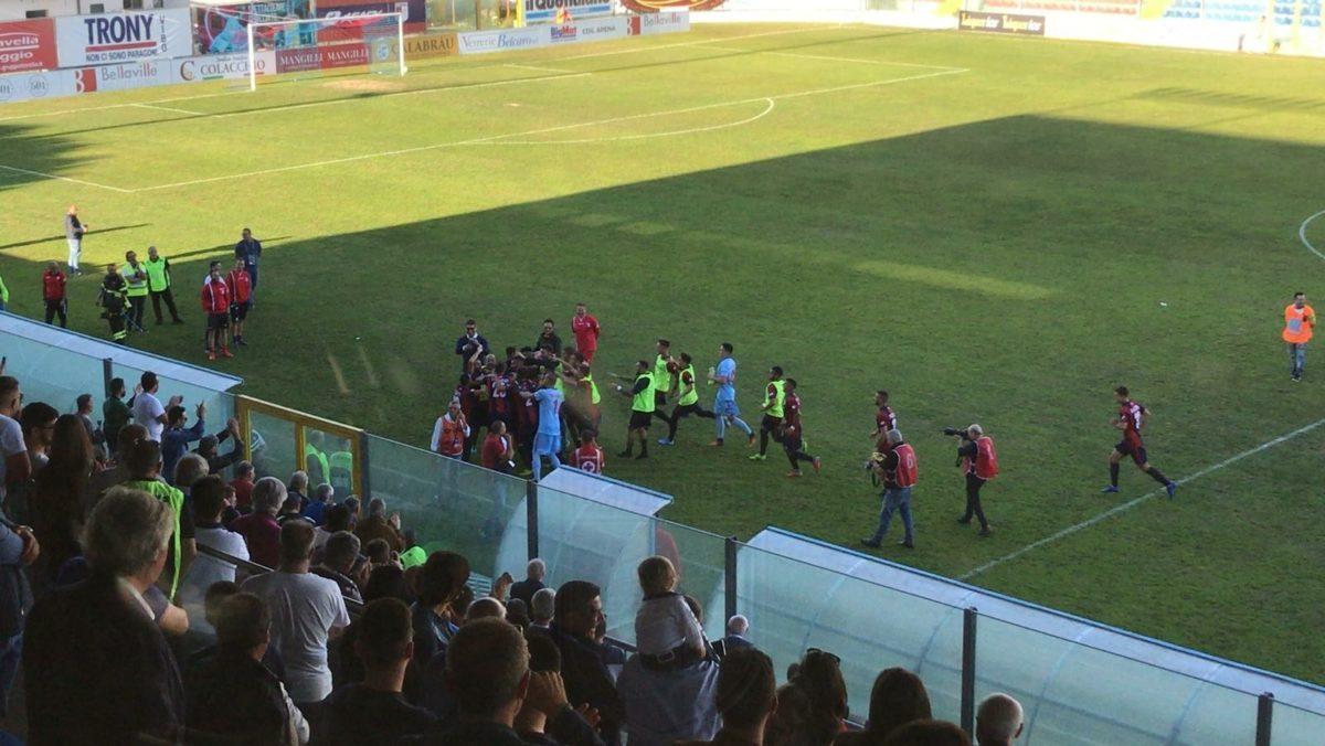 VIBONESE - CATANIA 5-0 | Il riscatto è servito immagine 13313 US Vibonese Calcio