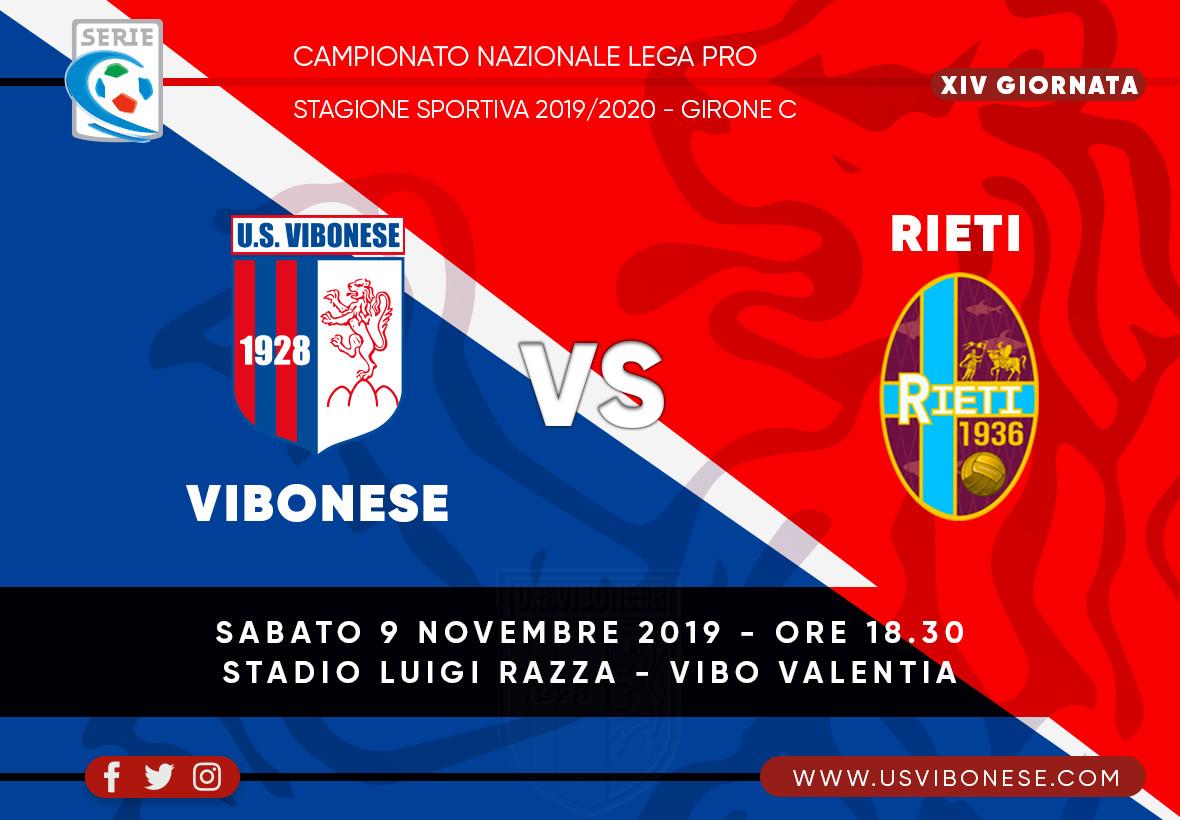 VIBONESE - RIETI 5-1 | Tabellino e statistiche immagine 13388 US Vibonese Calcio