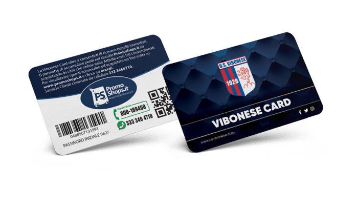 Vibonese Card immagine 13634 US Vibonese Calcio