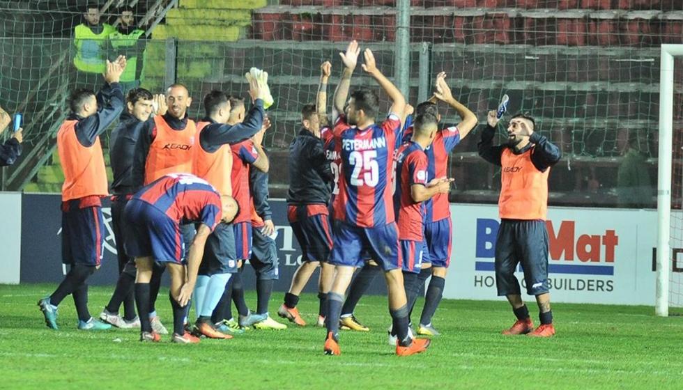 PAGANESE - VIBONESE 2-2 | Tabellino e statistiche immagine 13636 US Vibonese Calcio