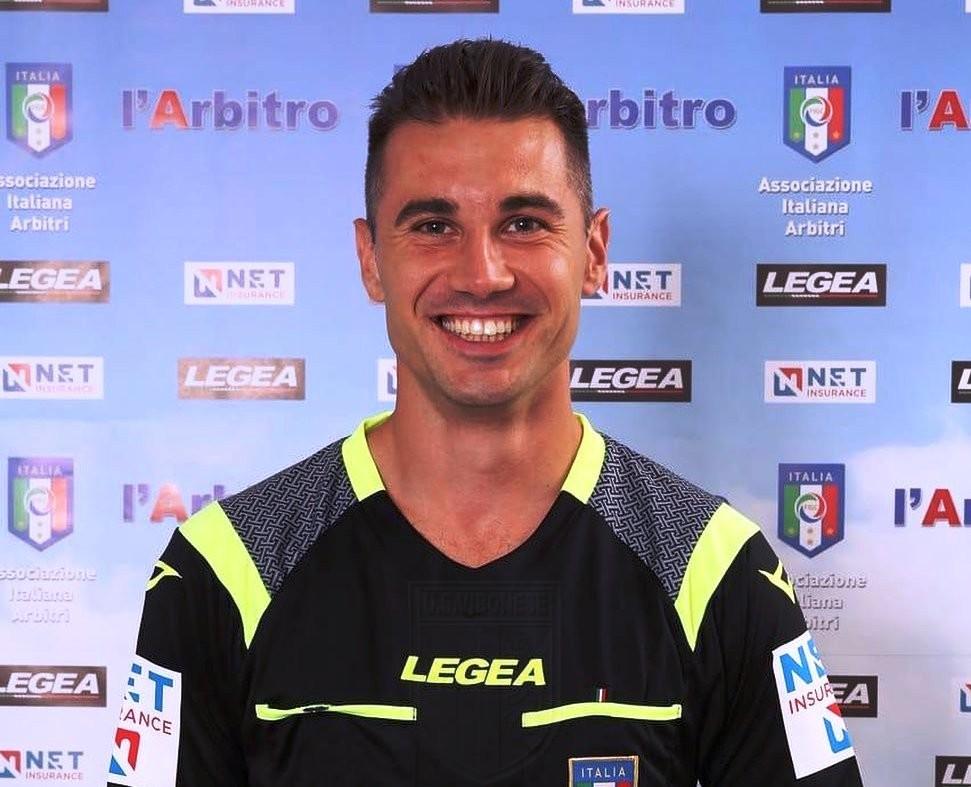 Vibonese - Teramo: match affidato al toscano Emanuele Frascaro immagine 13891 US Vibonese Calcio