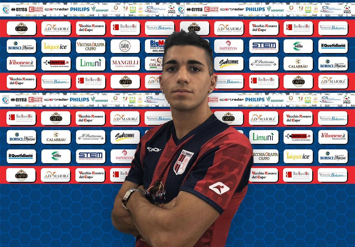 VIBONESE CHANNEL | Dal Rieti al Potenza, parla Mariano Del Col immagine 13841 US Vibonese Calcio