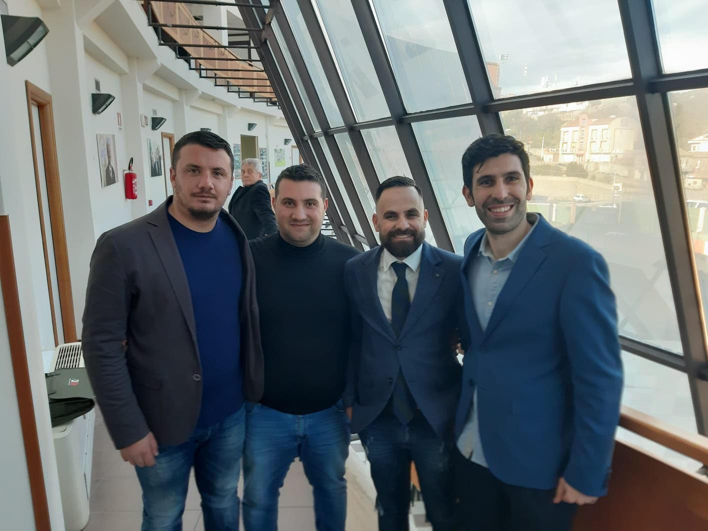 """""""Dirigenti di domani""""   Quattro tesserati rossoblu abilitati a Collaboratore della gestione sportiva immagine 14002 US Vibonese Calcio"""