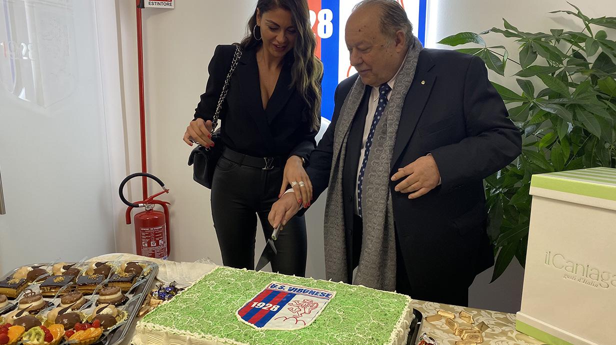 La nuova casa della Vibonese, la tua casa: inaugurati i nuovi spazi immagine 13989 US Vibonese Calcio