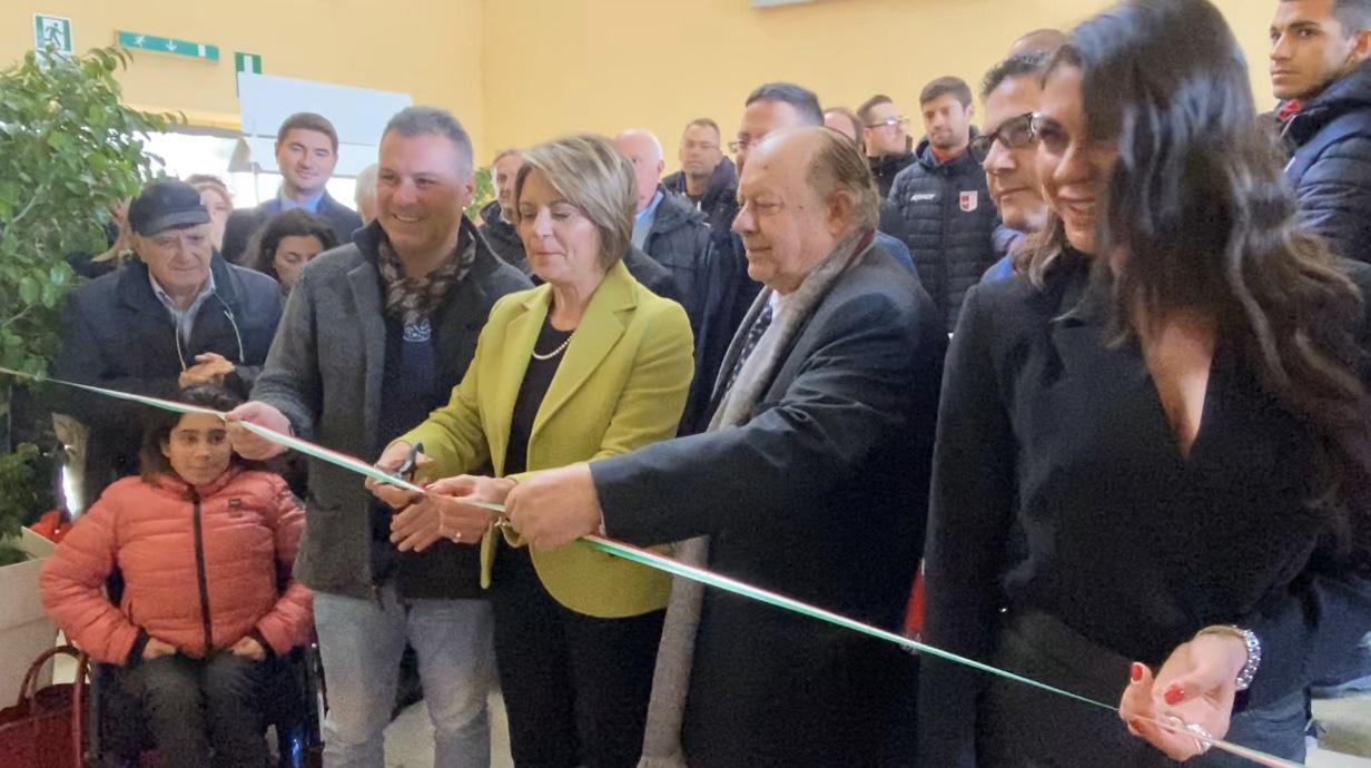 La nuova casa della Vibonese, la tua casa: inaugurati i nuovi spazi immagine 13986 US Vibonese Calcio