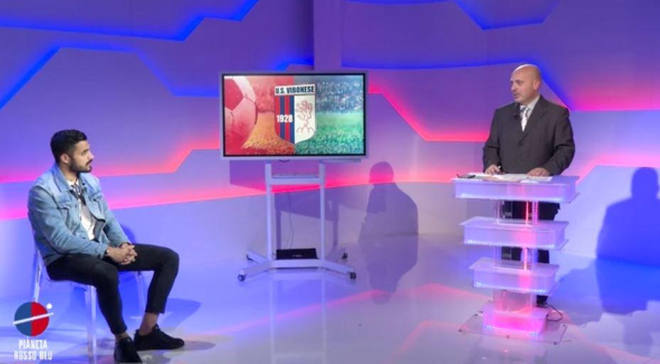 Il bomber Gabriele Bernardotto si racconta a Pianeta rossoblù – Video immagine 13972 US Vibonese Calcio