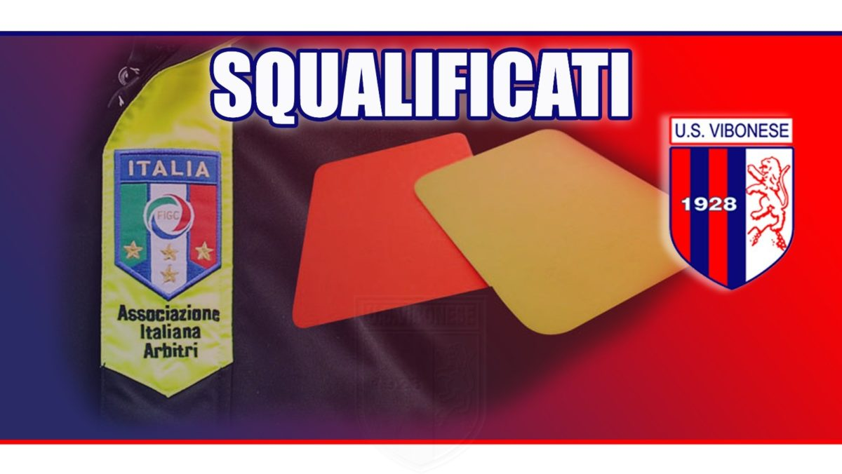 POST GARA | DECISIONI DEL GIUDICE SPORTIVO immagine 13834 US Vibonese Calcio
