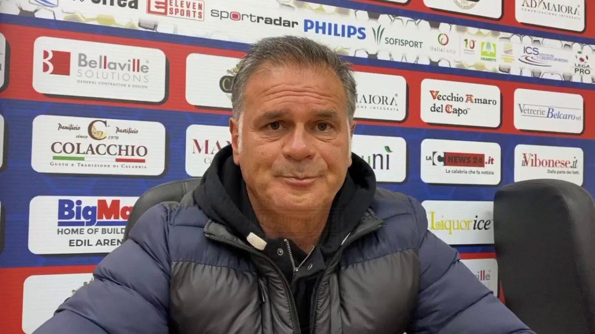 VERSO VIBONESE - CATANZARO, la vigilia di mister Modica immagine 13861 US Vibonese Calcio