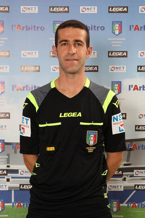 Vibonese – Cavese: match affidato al laziale Claudio Petrella immagine 14145 US Vibonese Calcio