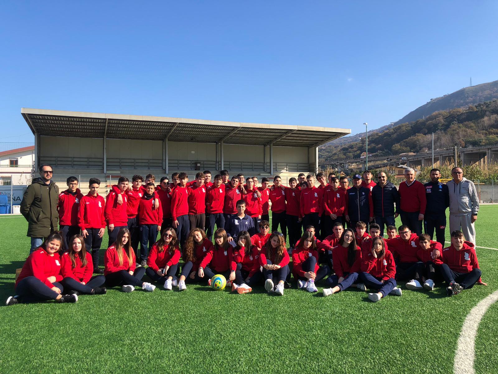 INIZIATIVE | A scuola con la Vibonese immagine 14228 US Vibonese Calcio