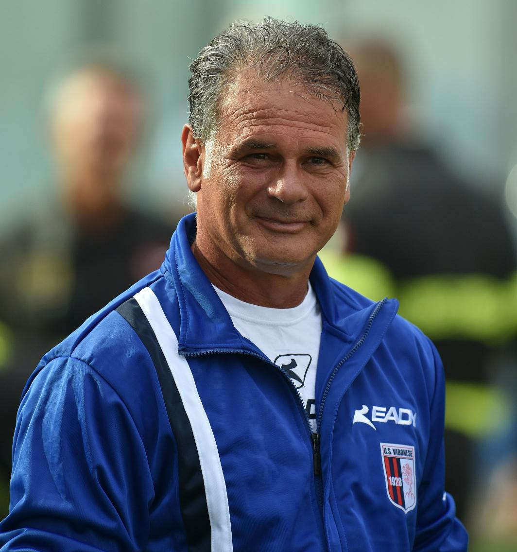 ASPETTANDO VIBONESE - CAVESE   La vigilia di mister Giacomo Modica immagine 14175 US Vibonese Calcio