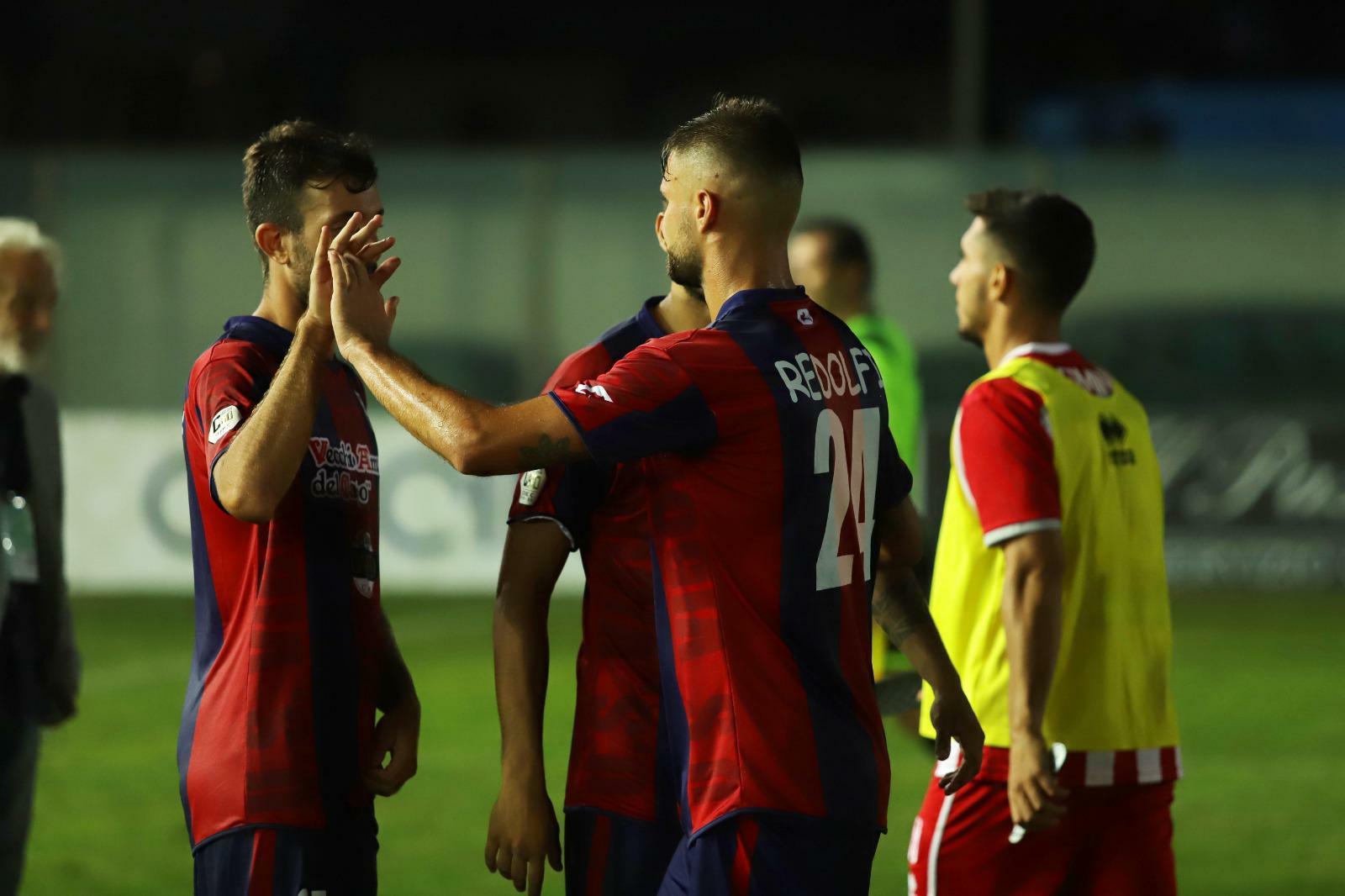 CASERTANA - VIBONESE 1-2 | Tabellino e statistiche immagine 14457 US Vibonese Calcio